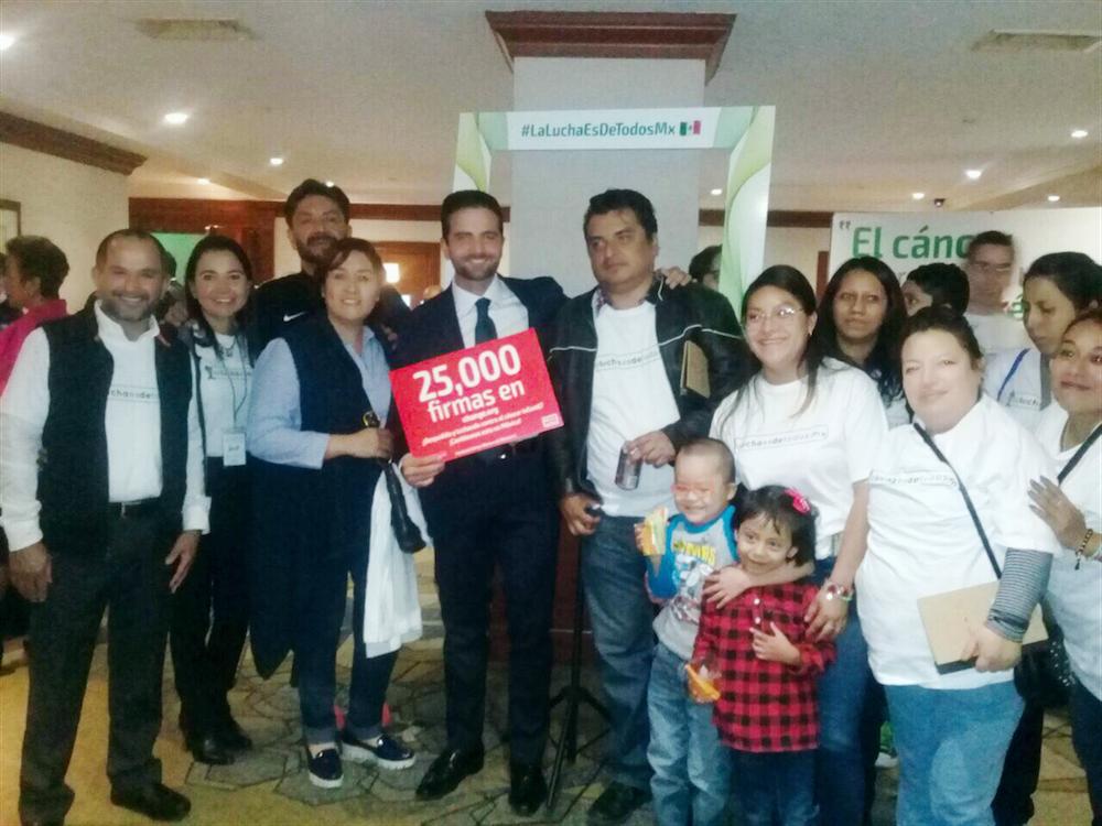 Fundación Cáncer Warriors de México presenta propuestas de Reformas Legales para apoyar a  padres de menores con #cáncer