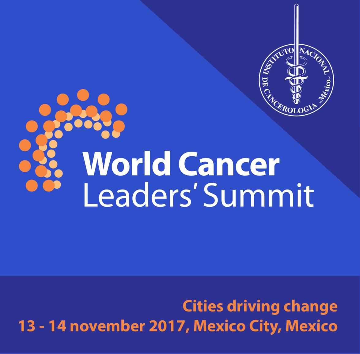 Fundación Cáncer Warriors de México, A.C. invitada a la Cumbre Mundial de Líderes contra el Cáncer 2017