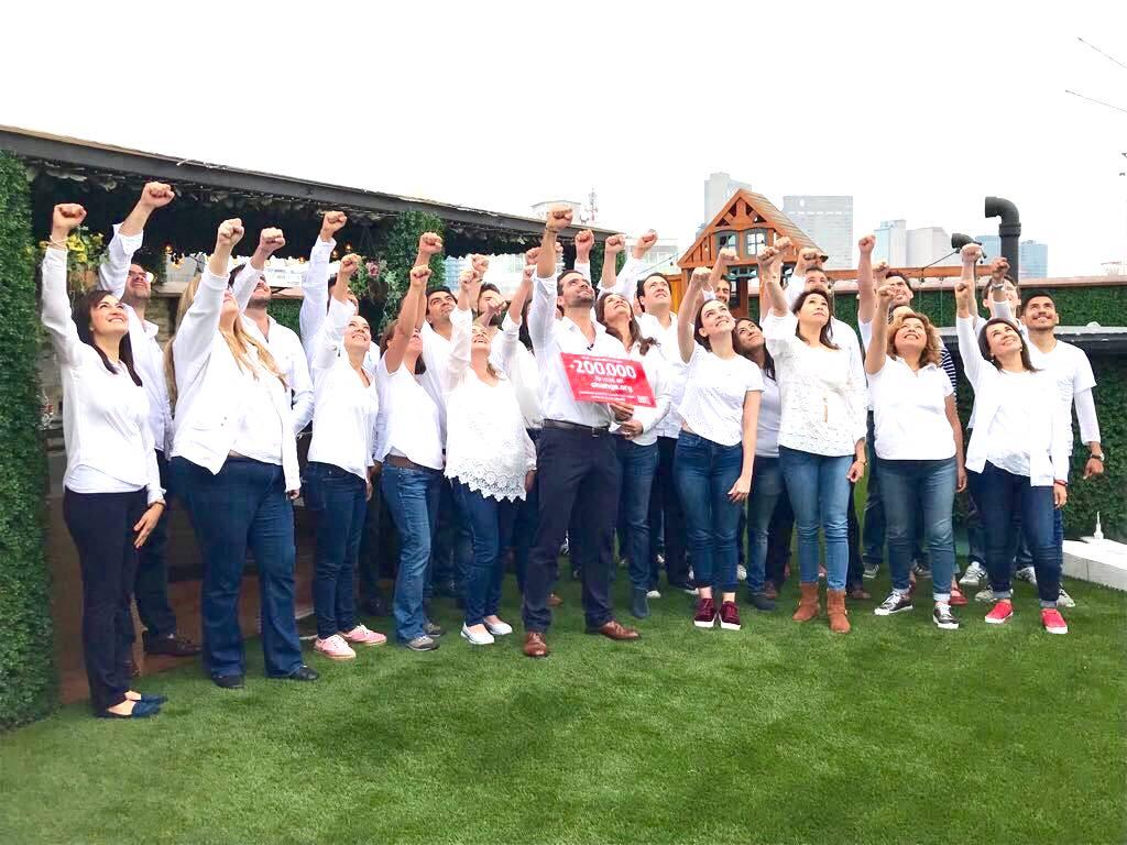 ¡Juntos en la lucha contra el cáncer en México!