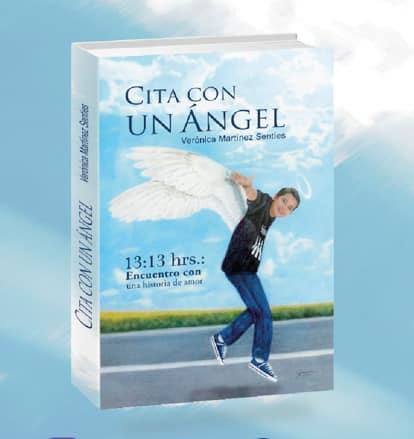 """Presentación del libro: """"Cita con un Ángel; 13:13 hrs."""""""