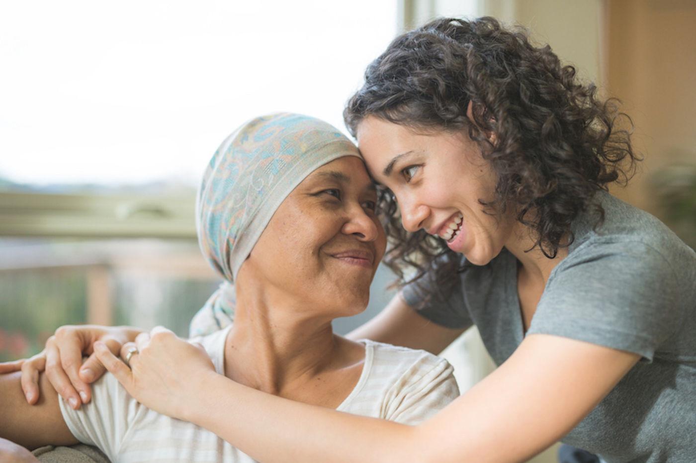 Apoyando a un amigo que tiene cáncer