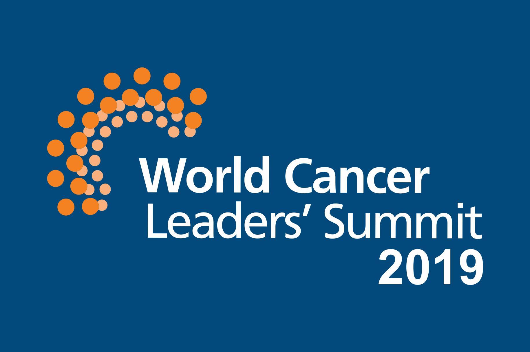 Participamos en la Cumbre Mundial de Líderes contra el Cáncer 2019 en Nur-Sultán, capital de Kazajistán