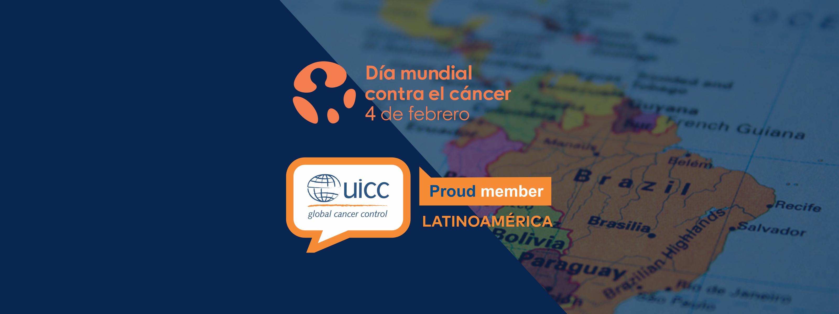 Actividades realizadas por organizaciones miembros de la Unión Internacional contra el Cáncer (UICC) región Latinoamérica en el Día Mundial contra el Cáncer 2021.